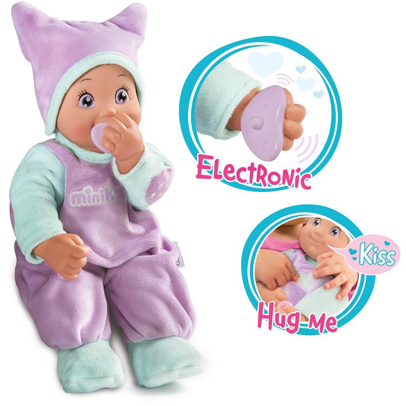 smoby-minikiss-schnullerpuppe-lila-mint-kinderspielzeug-