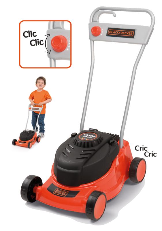 smoby-black-decker-rasenmaher-orange-kinderspielzeug-