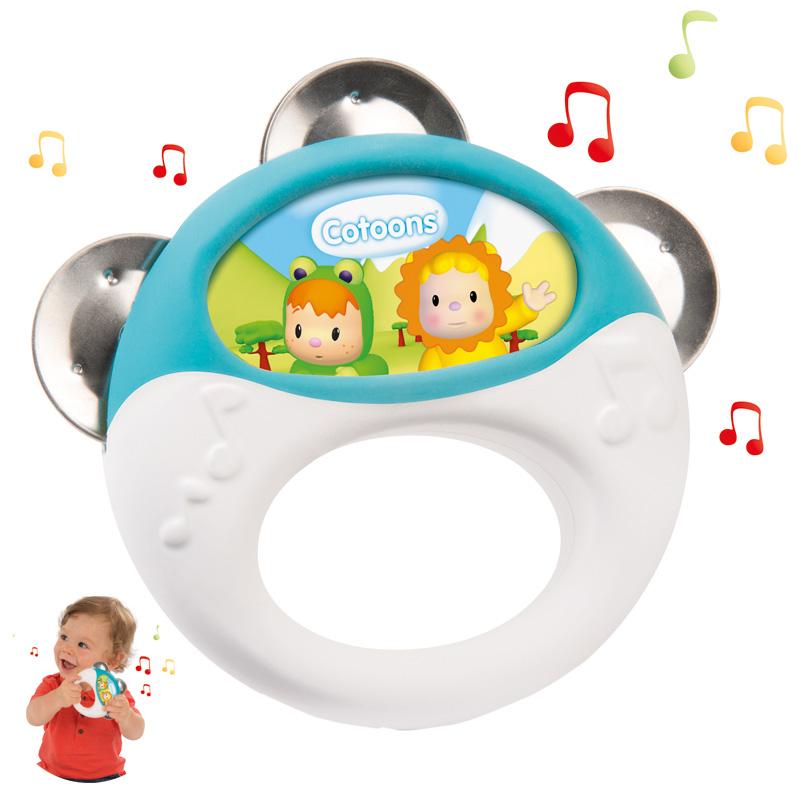 smoby-cotoons-tamburin-babyspielzeug-