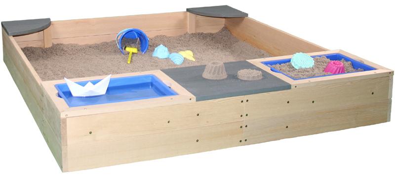 sun sandkasten strand meer natur grau blau bei spielzeug24. Black Bedroom Furniture Sets. Home Design Ideas