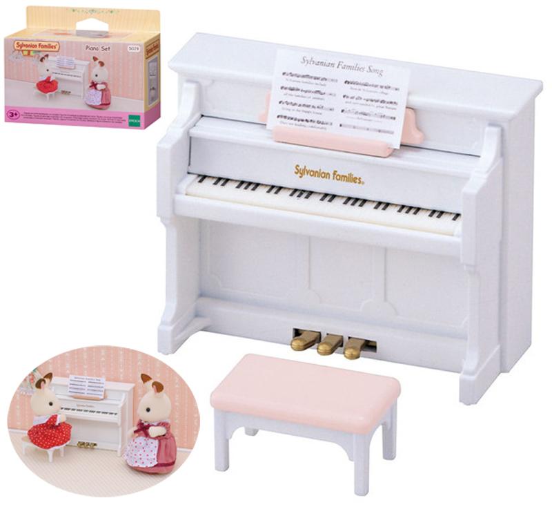 Sylvanian Families Einrichtungsset Klavier [Kin...