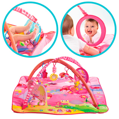 Tiny Love Activity Gym Tiny Princess [Babyspielzeug]