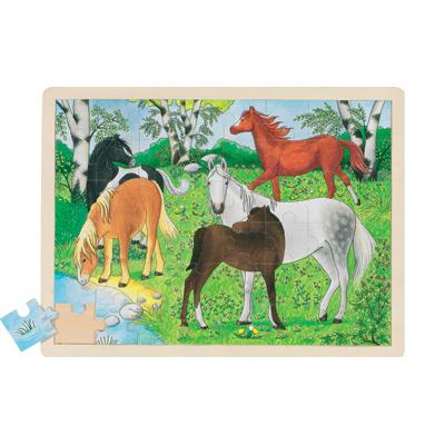 goki-holzpuzzle-ponyhof-48-teilig-kinderspielzeug-