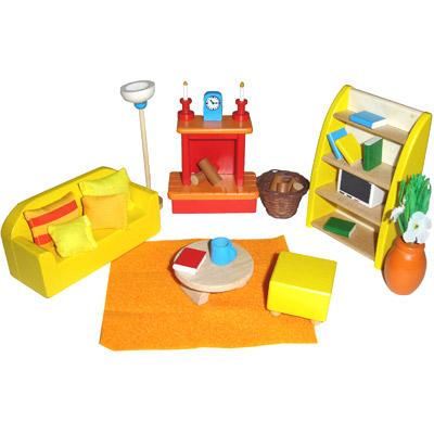 Puppenhausmbel Fr Das Wohnzimmer