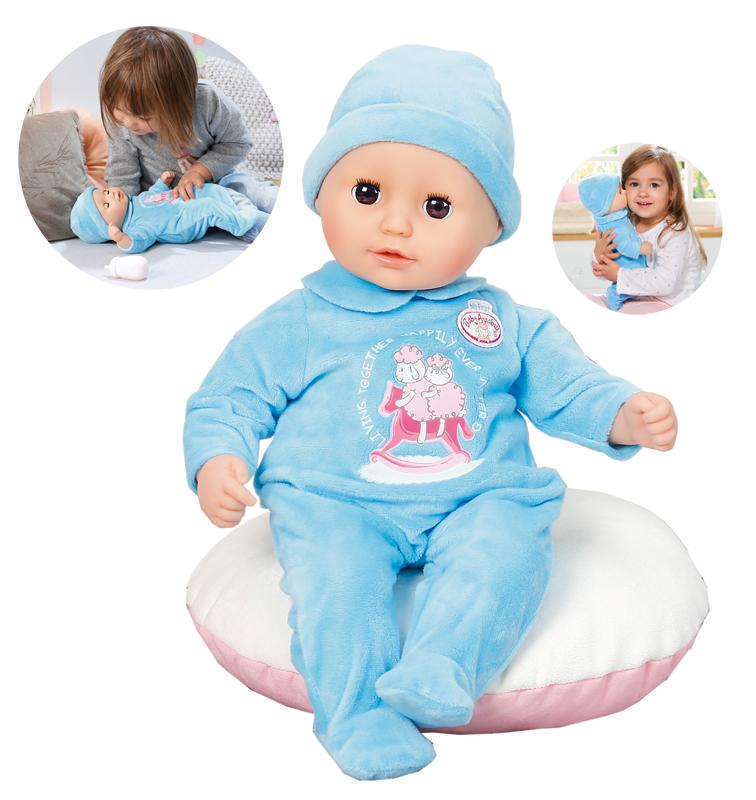 zapf-creation-my-first-baby-annabell-puppe-alexander-mit-schlafaugen-36-cm-blau-kinderspielzeug-