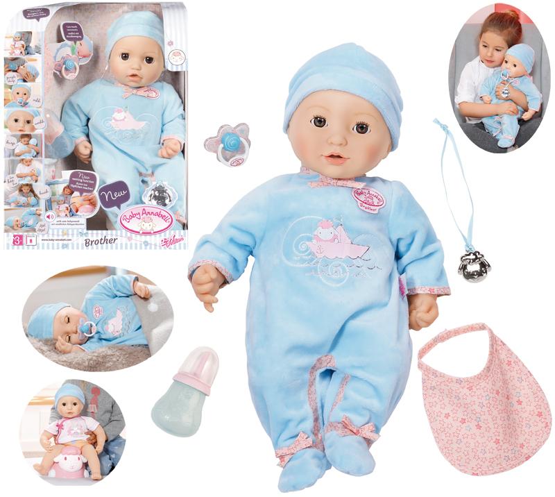 zapf-creation-baby-annabell-puppe-bruder-alexander-43-cm-blau-kinderspielzeug-