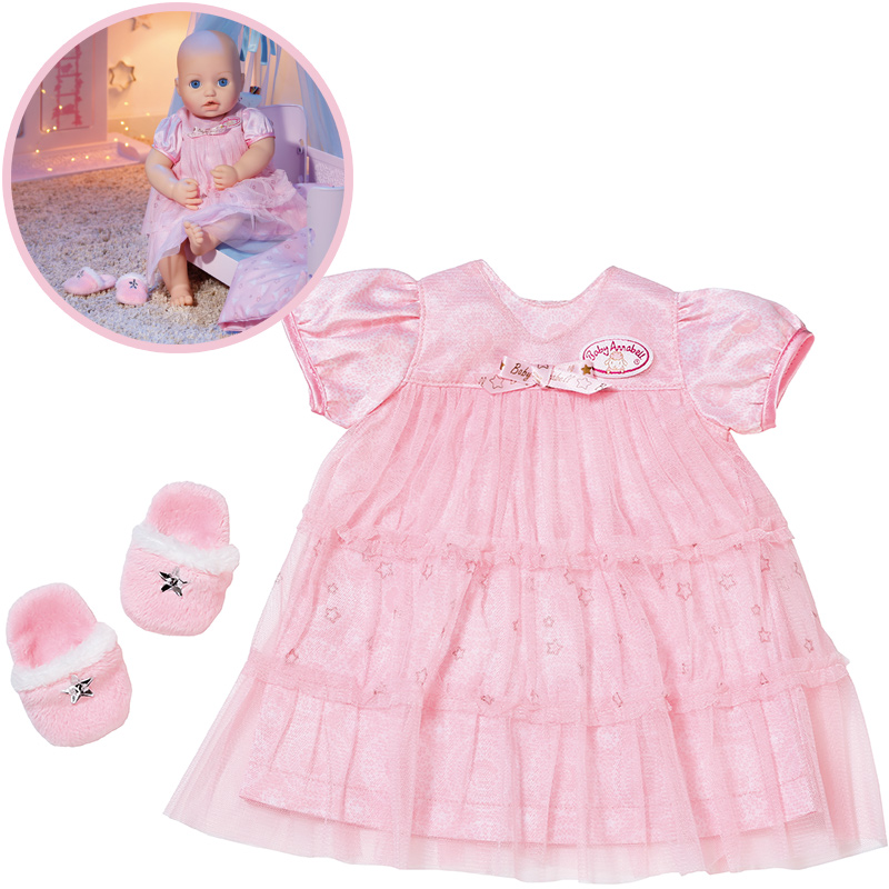 zapf-creation-baby-annabell-deluxe-sweet-dreams-set-rosa-kinderspielzeug-