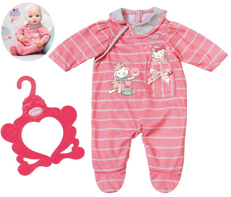 zapf-creation-baby-annabell-strampler-40-46-cm-rosa-kinderspielzeug-