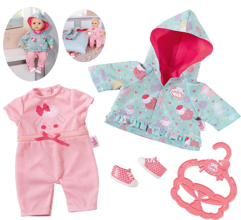 zapf-creation-my-little-baby-annabell-spielplatz-outfit-36-cm-mint-rosa-kinderspielzeug-
