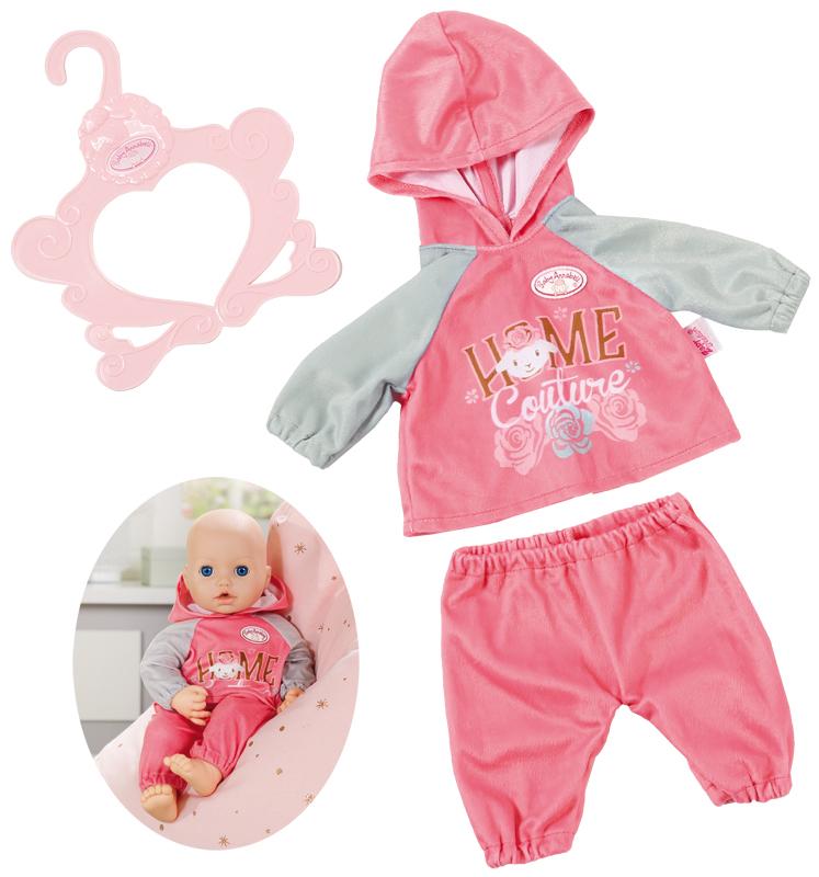 Kleidung & Accessoires sortiert Zapf Baby Annabell® Baby-Anzüge