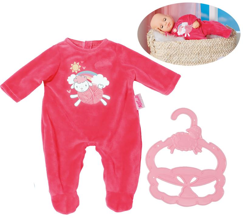 Puppen & Zubehör Kleidung & Accessoires Baby Annabell Strampler von Zapf Creation A
