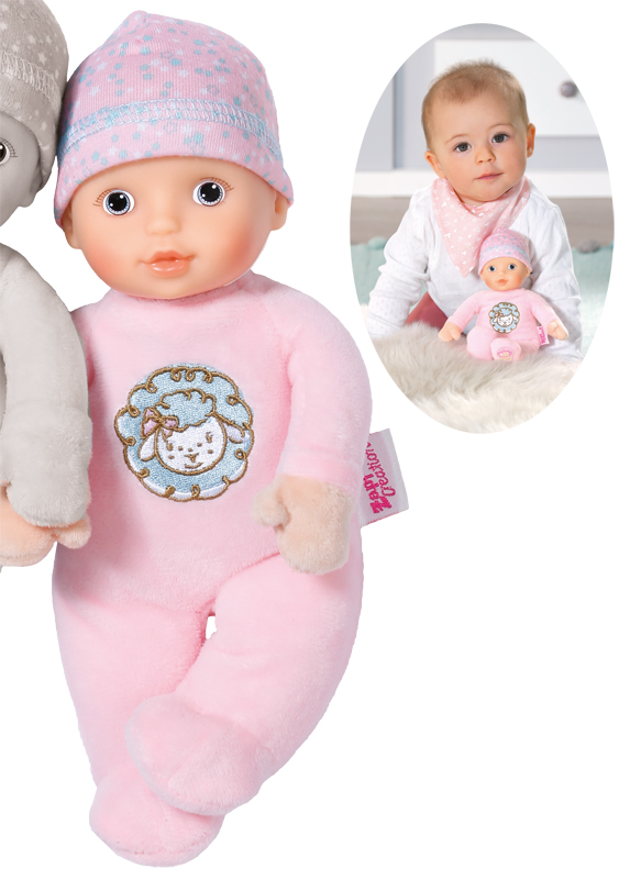 zapf-creation-baby-annabell-sweetie-for-babies-22-cm-puppe-rosa-kinderspielzeug-, 11.95 EUR @ spielzeug24