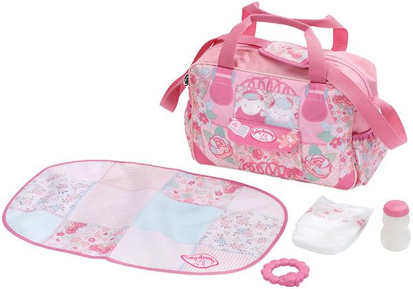 alle bewertungen zu baby annabell wickeltasche rosa bei. Black Bedroom Furniture Sets. Home Design Ideas