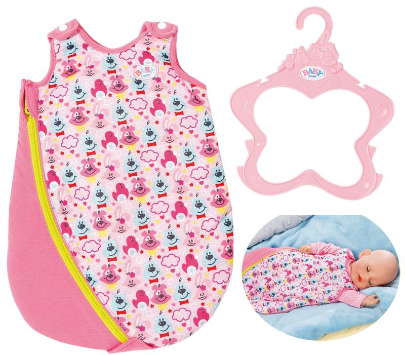 zapf-creation-baby-born-schlafsack-pink-kinderspielzeug-