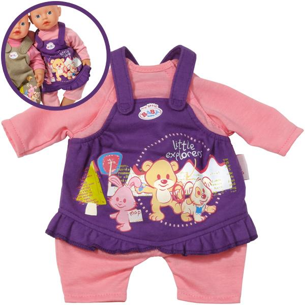 Baby Born My little easyFIT Kleidung Kleid [Kinderspielzeug]