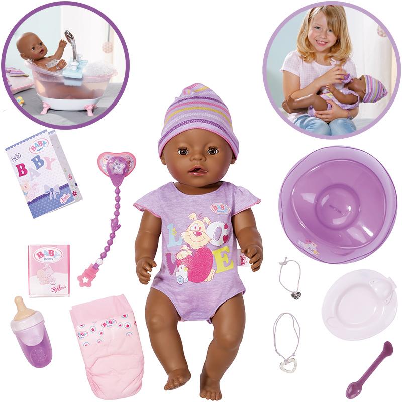zapf-creation-baby-born-puppe-interaktive-girl-ethnik-2016-kinderspielzeug-
