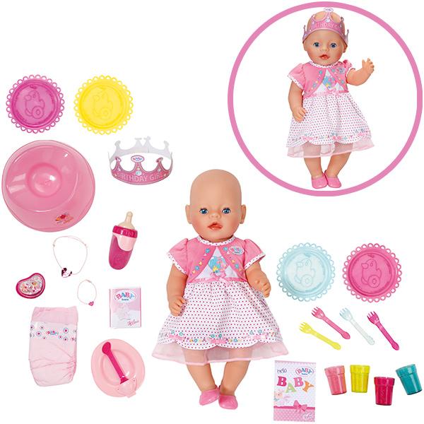 Baby Born Kinder Spielzeug F 252 R Gro 223 Und Klein