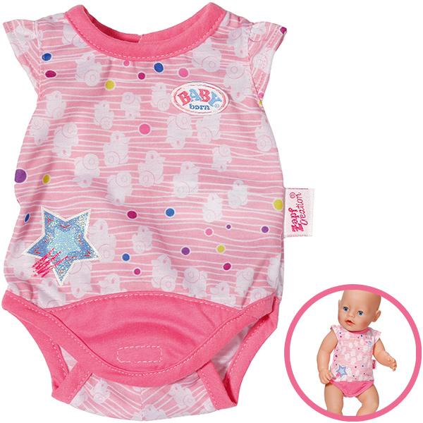 zapf creation baby born body kollektion rosa ebay. Black Bedroom Furniture Sets. Home Design Ideas