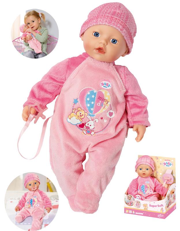 zapf-creation-baby-born-my-little-super-soft-puppe-pink-kinderspielzeug-