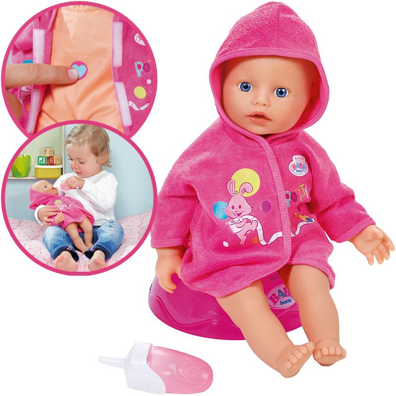6e542da1d00991 Zapf Creation My Little Baby Born Bathing Fun & Potty Training bei ...