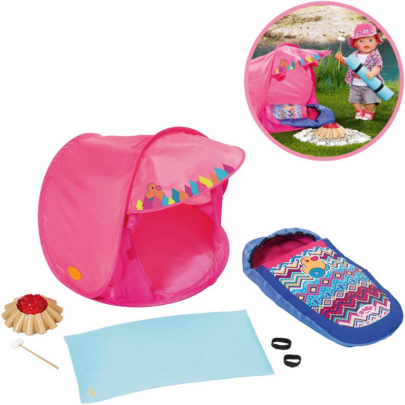 zapf-creation-baby-born-play-fun-camping-set-kinderspielzeug-, 33.95 EUR @ spielzeug24