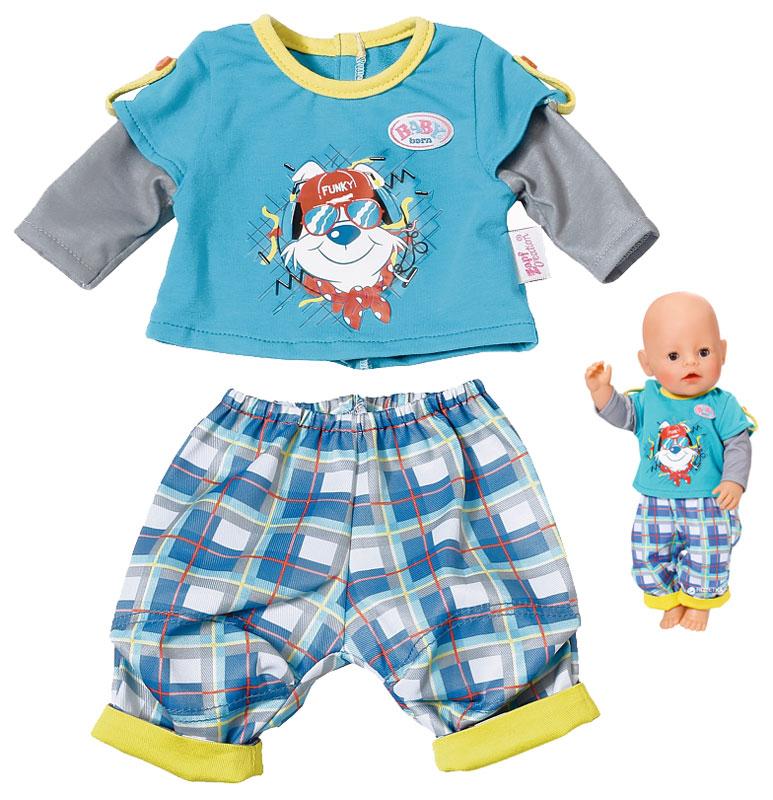 zapf-creation-baby-born-jungs-kollektion-petrol-karo-kinderspielzeug-