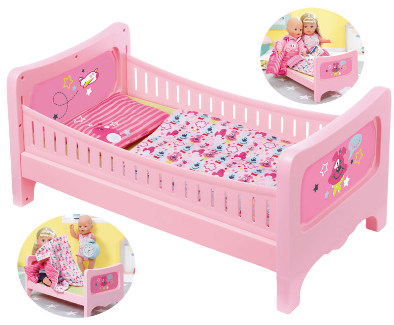 zapf-creation-baby-born-bett-mit-kuschelbettzeug-kinderspielzeug-