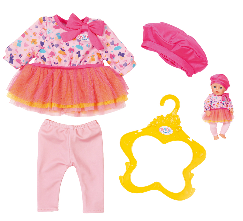 zapf-creation-baby-born-fashion-kollektion-rosa-pink-kinderspielzeug-, 13.95 EUR @ spielzeug24