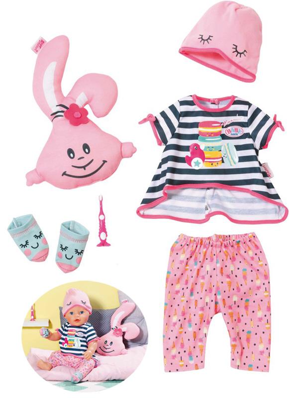 zapf-creation-baby-born-deluxe-ubernachtungsparty-43-cm-rosa-kinderspielzeug-