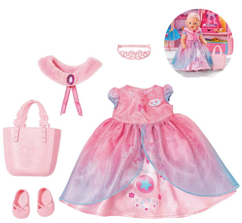 Zapf Creation Baby Born Boutique Deluxe Shoppin...
