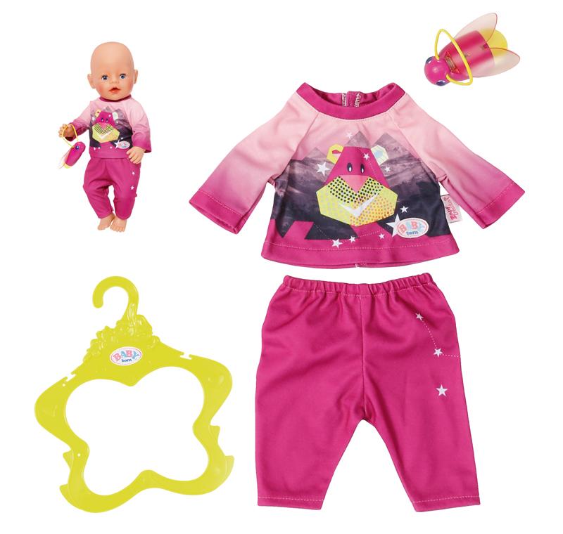zapf-creation-baby-born-play-fun-nachtlicht-outfit-pink-kinderspielzeug-