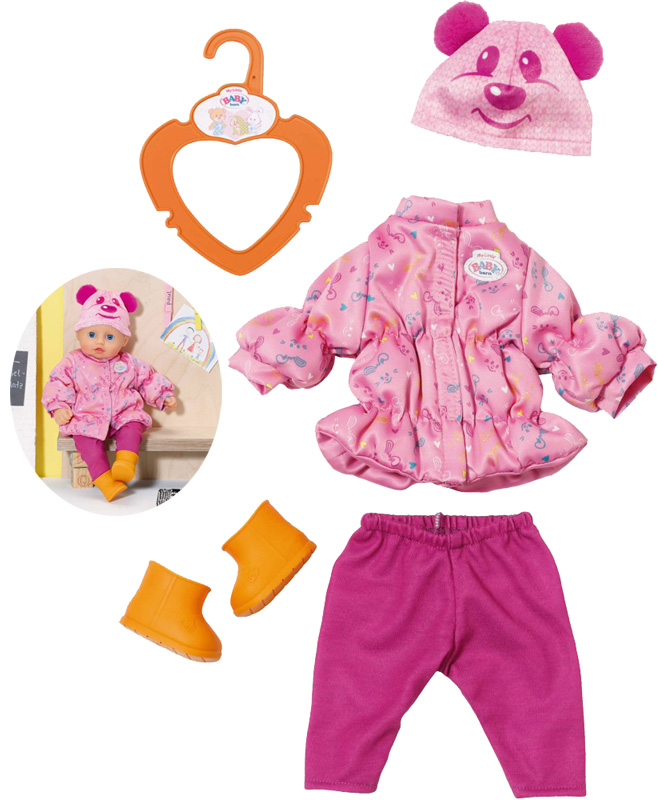 zapf-creation-my-little-baby-born-winter-outfit-gr-32-cm-pink-kinderspielzeug-