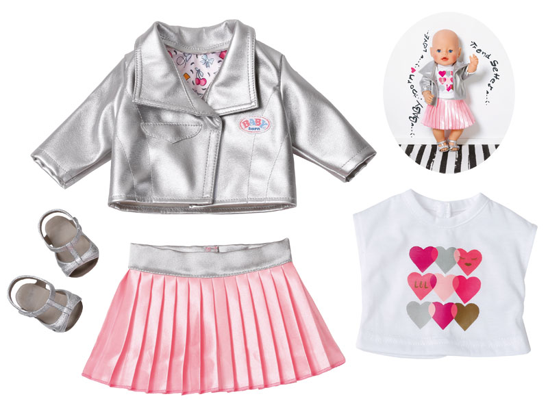 zapf-creation-baby-born-city-deluxe-trendsetter-outfit-kinderspielzeug-