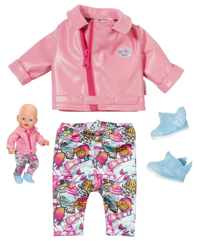 zapf-creation-baby-born-city-deluxe-scooter-outfit-kinderspielzeug-