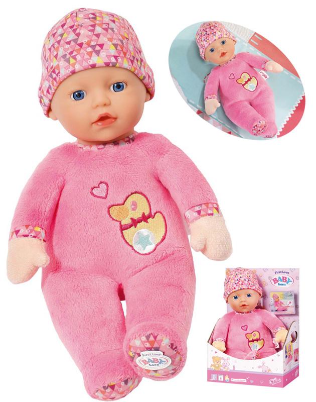 zapf-creation-baby-born-first-love-30-cm-pink-kinderspielzeug-