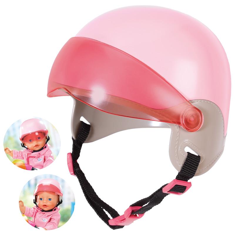 Zapf Creation Baby Born City Scooterhelm (Pink)...