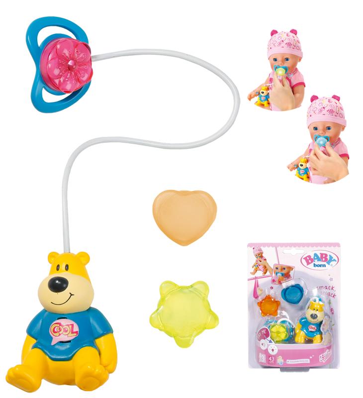 zapf-creation-baby-born-interactive-schnuller-fur-43-cm-puppe-bunt-kinderspielzeug-