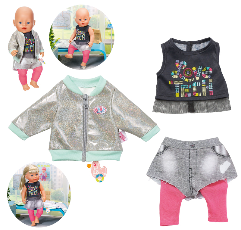 zapf-creation-baby-born-city-outfit-43-cm-bunt-kinderspielzeug-