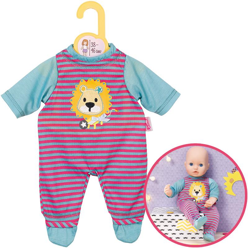 Puppen & Zubehör Babypuppen & Zubehör ZAPF CREATION DOLLY MODA STRAMPLER ELEFANT PUPPENKLEIDUNG PUPPE KLEIDUNG